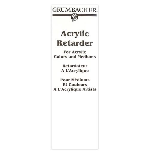 Grumbacher Acrylic Retarder, 5.07 oz.