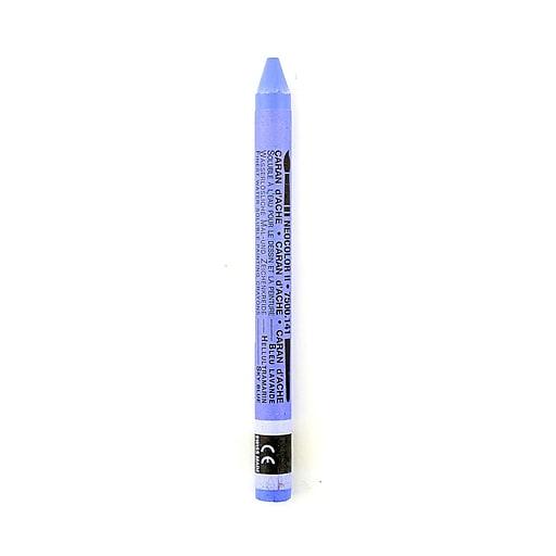 Caran d'Ache Neocolor II Aquarelle Water Soluble Wax Pastels sky blue [Pack of 10]