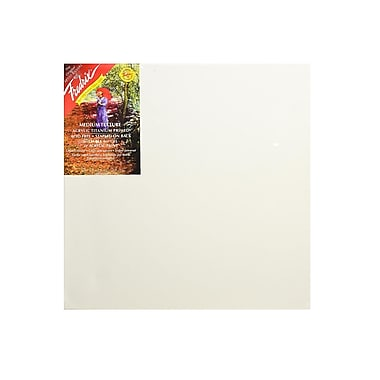 Fredrix Red Label Stretched Cotton Canvas 16 in. x 16 in. each
