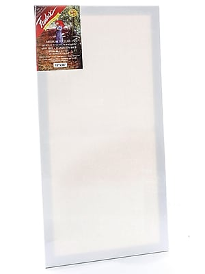 Fredrix Red Label Stretched Cotton Canvas 18 in. x 36 in. each
