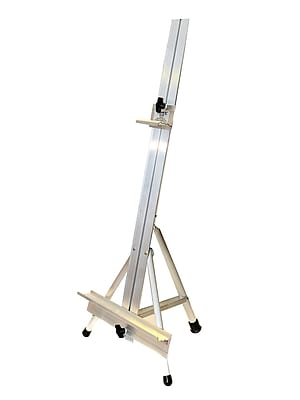 Testrite Visual Products, Inc. 180 Aluminum Table Easel table easel