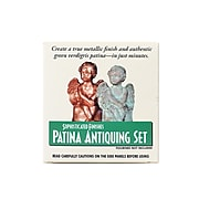 Triangle Coatings Sophisticated Finishes Patina Green Starter Set Starter (Small) Kit