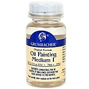 Grumbacher Oil Painting Medium I (78121)