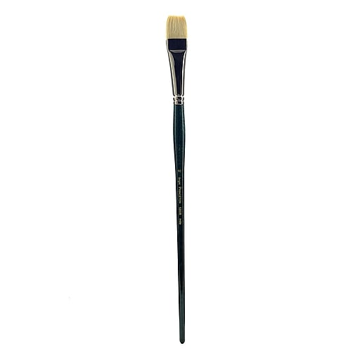 Princeton Series-5200 Chinese Bristle Oil Brushes, 10 Bright (27610)