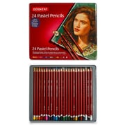 Derwent Pastel Pencil Set, 24/Set