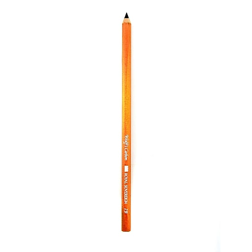 Wolff's Carbon Pencil 2B each [Pack of 12]