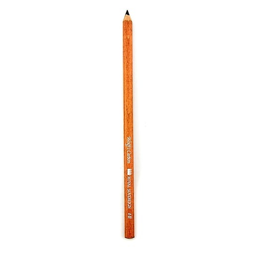 Wolff's Carbon Pencil 6B each [Pack of 12]