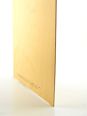 Midwest 75094 Thin Birch Plywood, Aircraft Grade, 1/16