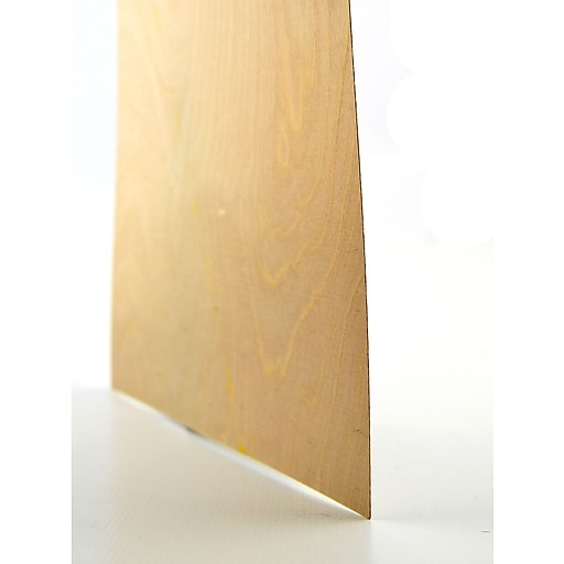Midwest Thin Birch Plywood Aircraft Grade 1/64 In. 12 In. X 24 In.
