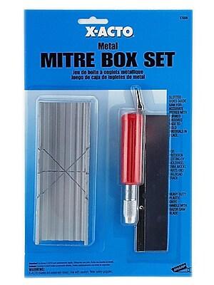 X-Acto No. 7532 Small Mitre Box Set small mitre box set 1716907