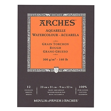 Arches Watercolor Pad