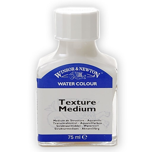 Winsor  and  Newton Water Colour Texture Medium 75 ml [Pack of 3]