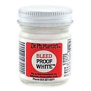 Dr. Ph. Martin's Bleed Proof White Paint 1 Oz. [Pack Of 2]