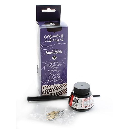 Speedball Calligraphy Kit Set of 3 Pens, 2/Pack (27984-PK2)