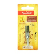 Speedball Steel Brushes 3/8 in. [Pack of 2]