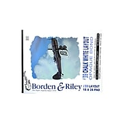 Borden and Riley #39 Opaque Layout Bond Pads 19 in. x 24 in. pad of 50