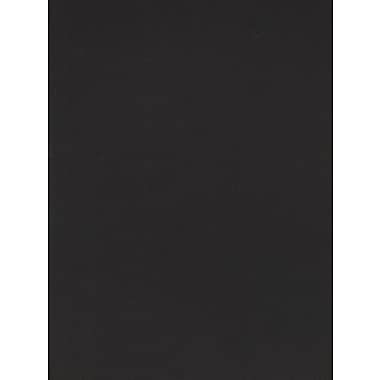 Canson Mi-Teintes Tinted Paper black 8.5 in. x 11 in. [Pack of 25]