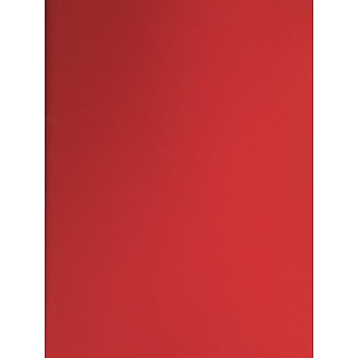 Canson Mi-Teintes Tinted Paper wild poppy 19 in. x 25 in. [Pack of 10]