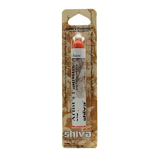 Shiva Artist's Paintstik Oil Colors azo orange [Pack of 3]