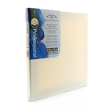 Winsor and Newton Artists' Canvas, 12