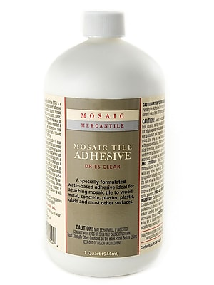 Mosaic Mercantile Mosaic and Tile Adhesive 32 oz.