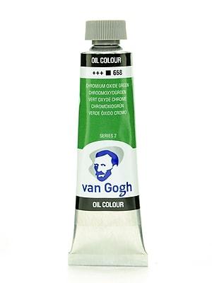Van Gogh Oil Color chrome oxide green 40 ml (1.35 oz)