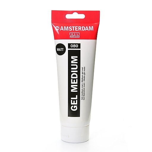 Amsterdam Acrylic Mediums gel matte 250 ml