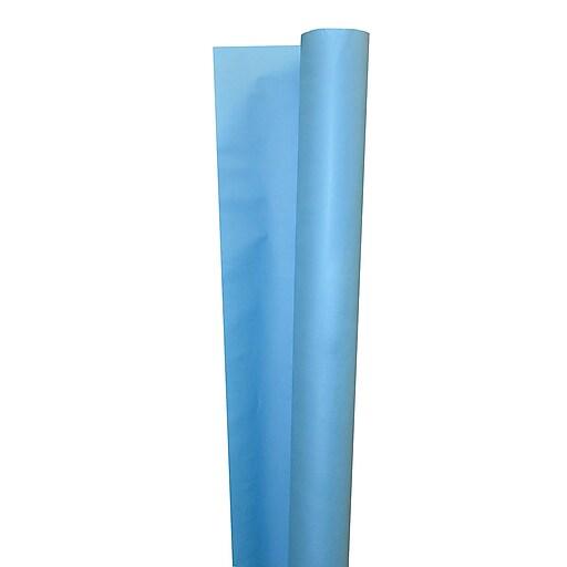 Bemiss Jason Spectra Art Kraft Paper Roll light blue