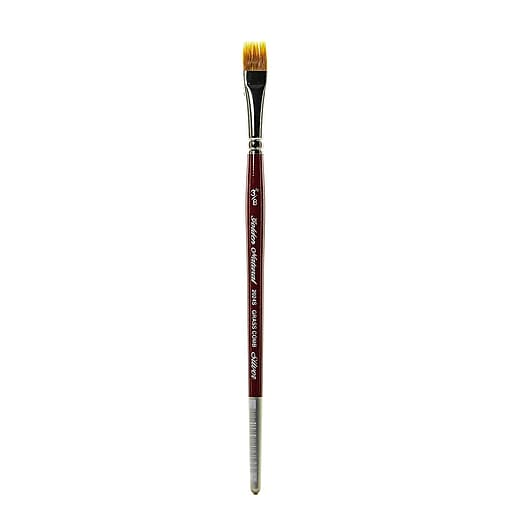 """Silver Brush Golden Natural Series Brushes 3/8"""" Grass Comb 2024s"""