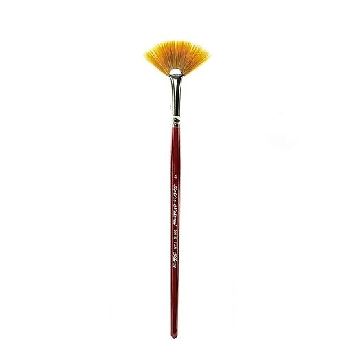 Silver Brush Golden Natural Series Brushes 4 Fan 2004S