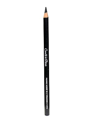 Conte Crayons Esquisse Drawing Pencils black B each [Pack of 12]