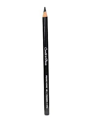 Conte Crayons Esquisse Drawing Pencils, HB, Black, 12/Pack