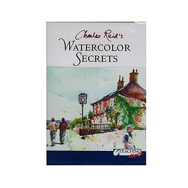 North Light Charles Reid's Watercolor Secrets -- DVD Charles Reid's Watercolor Secrets -- DVD