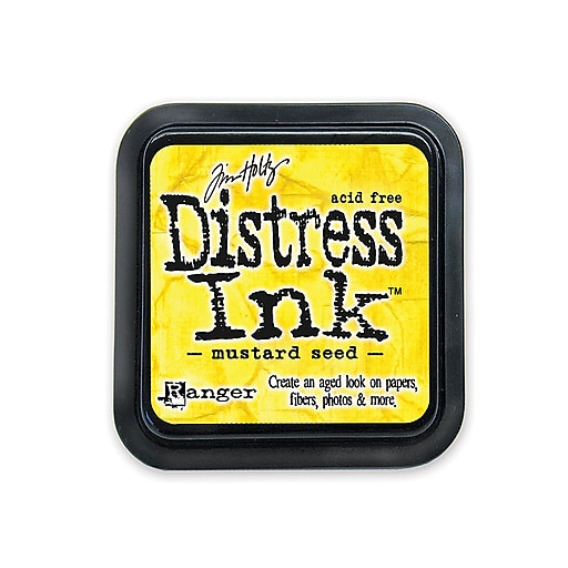 Ranger Tim Holtz Distress Ink mustard seed pad [Pack of 3]