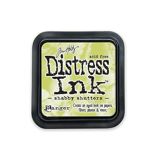 Ranger Tim Holtz Distress Ink shabby shutters pad [Pack of 3]
