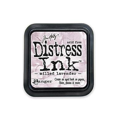 Ranger Tim Holtz Distress Ink milled lavender pad [Pack of 3]