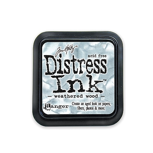 Ranger Tim Holtz Distress Ink weathered wood pad [Pack of 3]