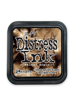 Ranger Tim Holtz Distress Ink walnut stain pad [Pack of 3]