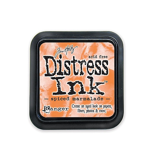 Ranger Tim Holtz Distress Ink spiced marmalade pad [Pack of 3]