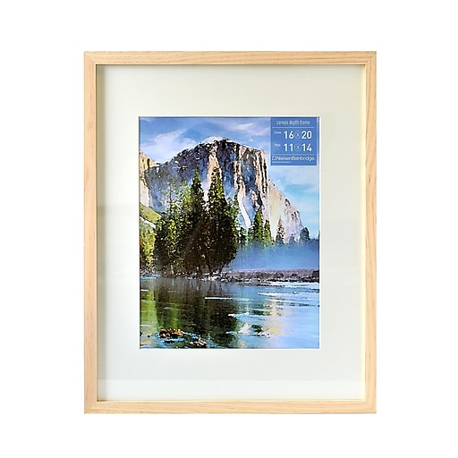 Nielsen Bainbridge Gallery Wood Frames For Canvas 16 In X 20 In