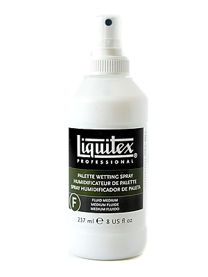 Liquitex Palette Wetting Spray 8 oz.