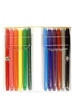 Pentel S360 Color Pen Sets set of 12