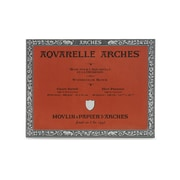 Arches Aquarelle Watercolor Block 140 lb. hot press 12 in. x 16 in.