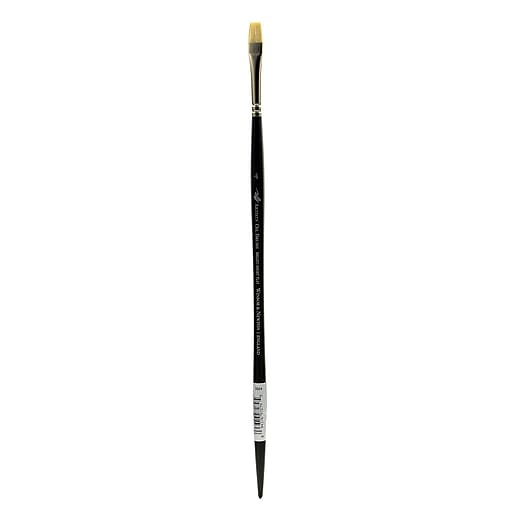 Winsor and Newton Artists' Oil Brushes 4 bright