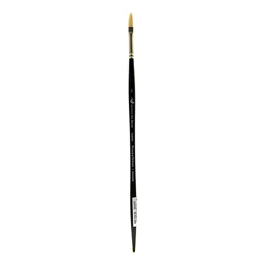 Winsor and Newton Artists' Oil Brushes 3 filbert