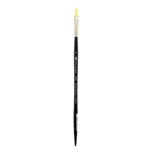 Winsor and Newton Artists' Oil Brushes, 4-Filbert (20202)