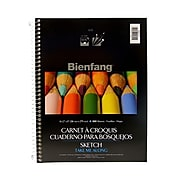 Bienfang 601Sd Take Me Along Sketch Pad 8 1/2 In. X 11 In. [Pack Of 3]