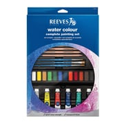 Reeves Watercolor Complete Painting Set (25160)