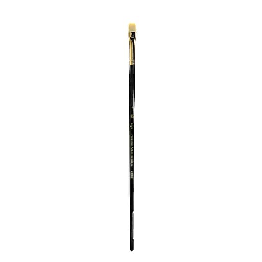 Princeton Series 6300 Synthetic Bristle Acrylic And Oil Brush 4 Bright (26296)