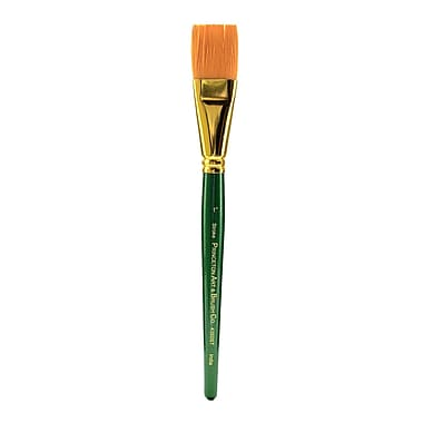Princeton Series-4350 Synthetic Watercolor and Acrylic Brushes, 1